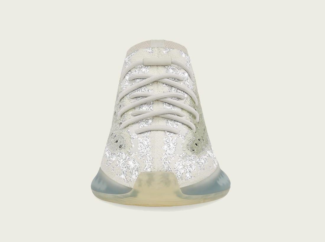adidas Yeezy Boost 380 Alien Blue Reflective GW0304 Release Date