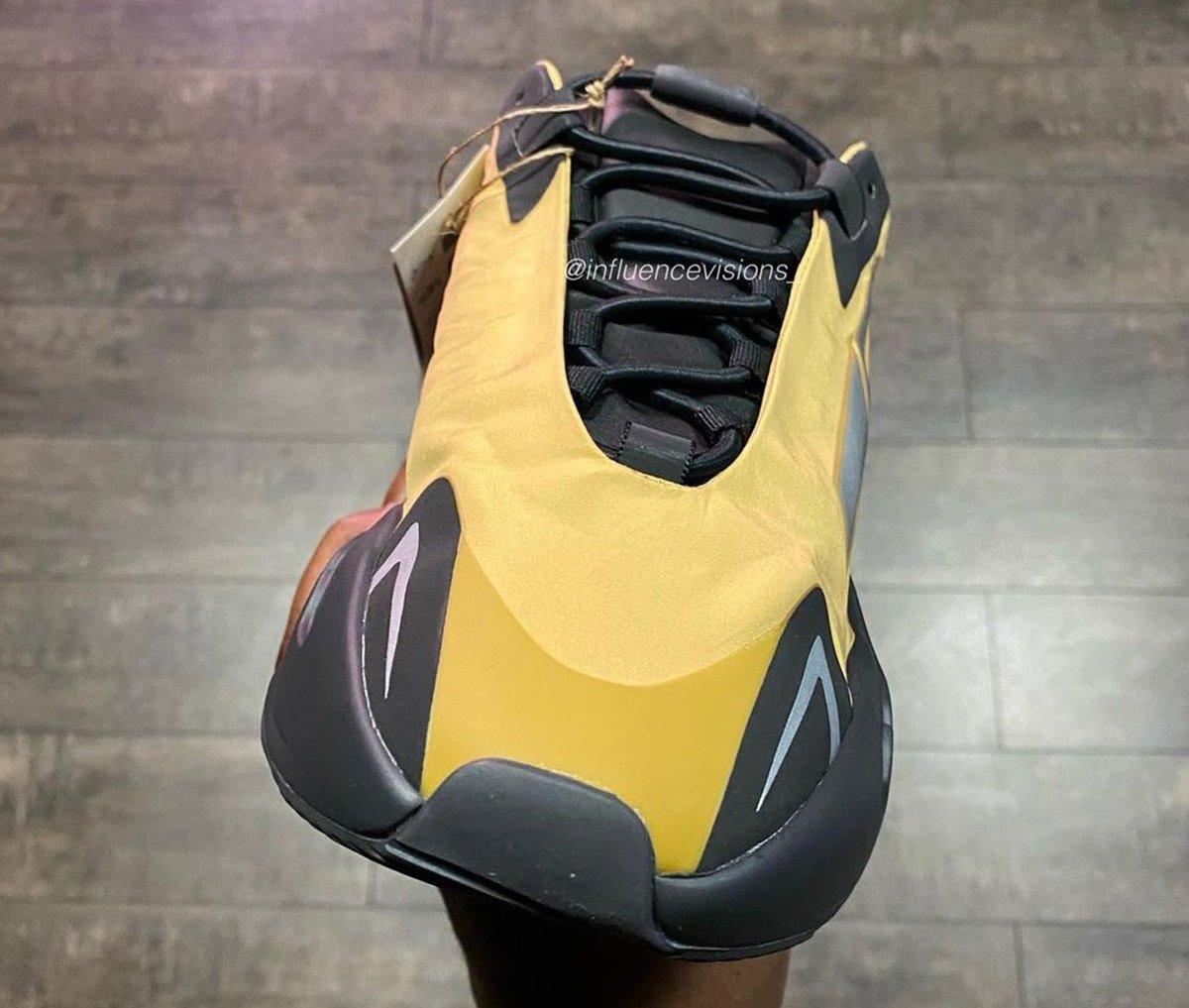 adidas Yeezy Boost 700 MNVN Honey Flux Release Date