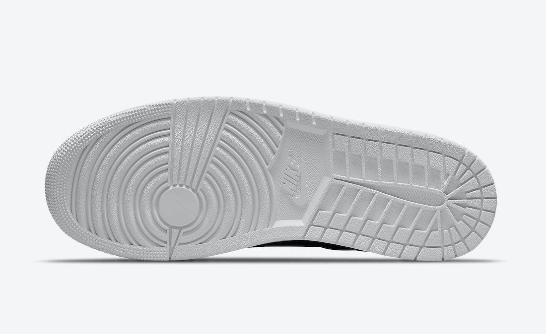 Air Jordan 1 Centre Court Black White DJ2756-001 Release Date Info