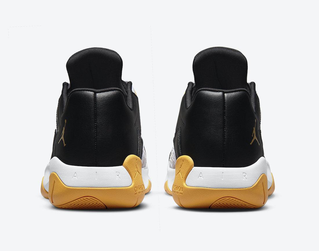 Air Jordan 11 CMFT Low Black Gum DM9481-001 Release Date Info