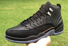 Air Jordan 12 Utility Black DC1062-006 2021