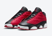 Air Jordan 13 Low GS Very Berry DA8019-061 Release Date Info