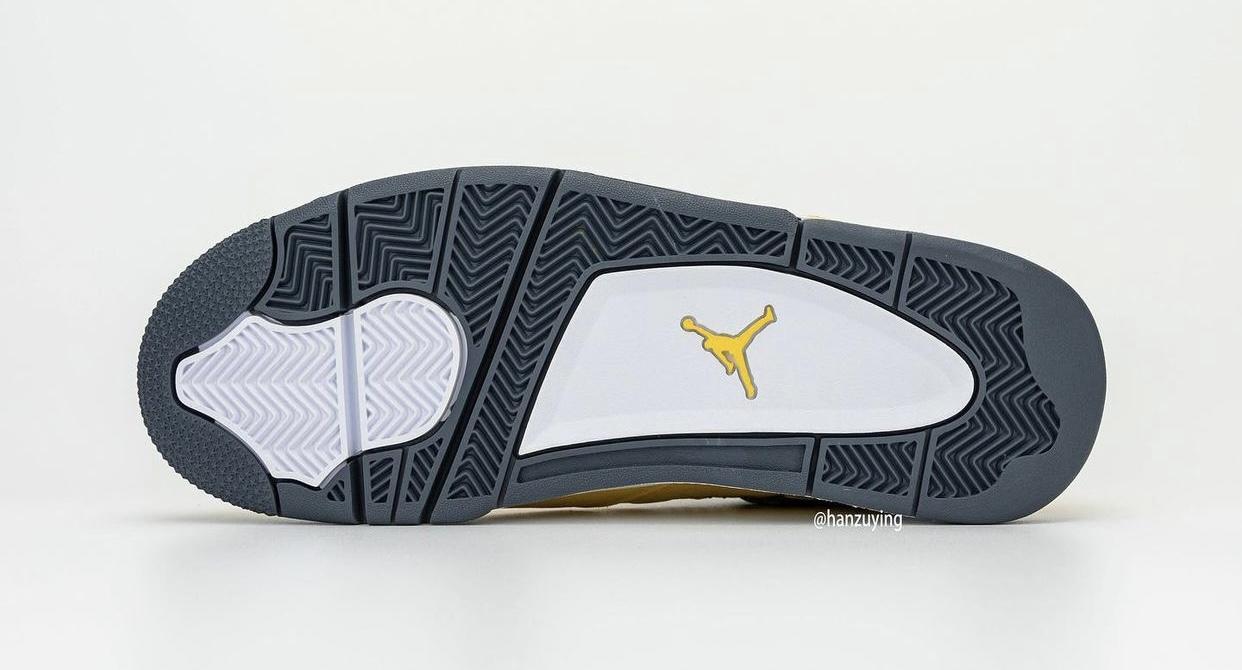 Air Jordan 4 Lightning 2021 CT8527-700 Release Info