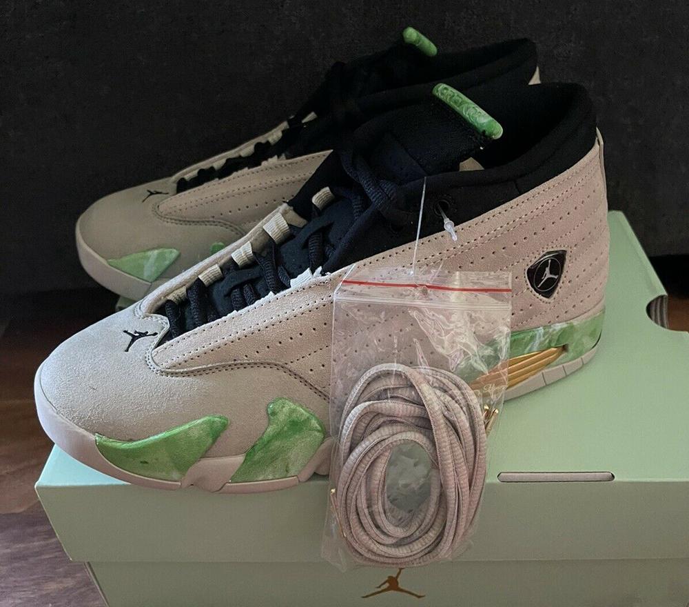 Aleali May Air Jordan 14 Low DJ1034-200 Release Date