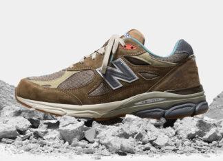 Bodega New Balance 990v3