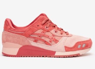 Concepts Asics Gel Lyte III Salmon Release Date Info