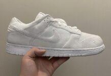 Dover Street Market DSM Nike Dunk Low White DH2686-100