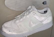 Dover Street Market Nike Dunk Low White DH2686-100