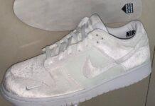 Dover Street Market Nike Dunk Low White DH2686-100
