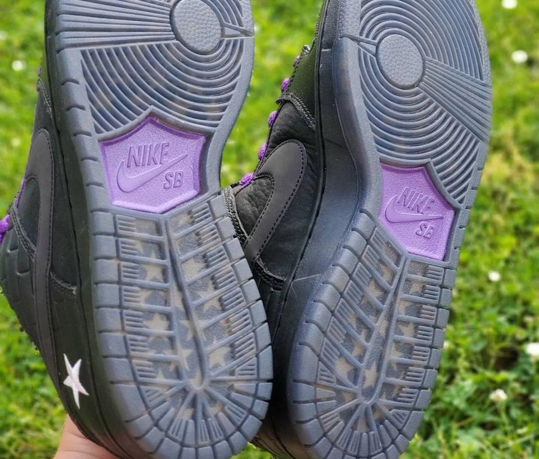 Familia Nike SB Dunk Low First Avenue Prince DJ1159-001 Release Info