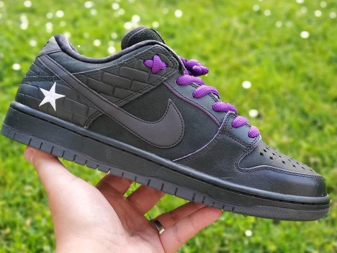 Familia Nike SB Dunk Low First Avenue Prince DJ1159-001