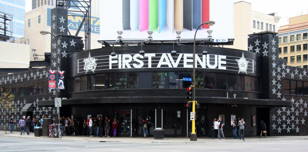 First Avenue Nightclub