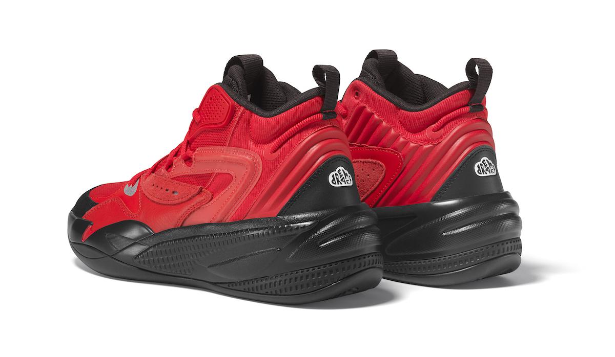 J. Cole nike presto shoe navy white men pants boots outlet Off-Season Red 194849-03 Release Date Info