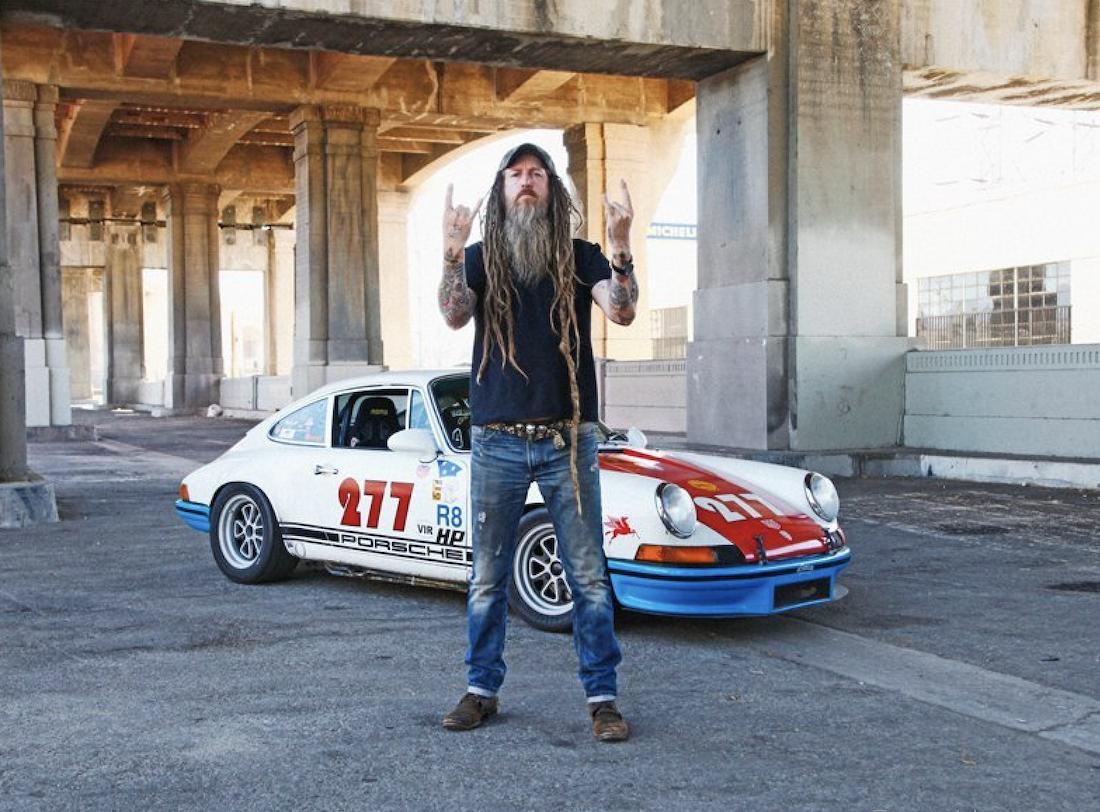 Magnus Walker Porsche 911 T 277