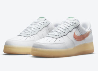 Mayumi Yamase x Nike Air Force 1 Flyleather DB3598-100 Release Date