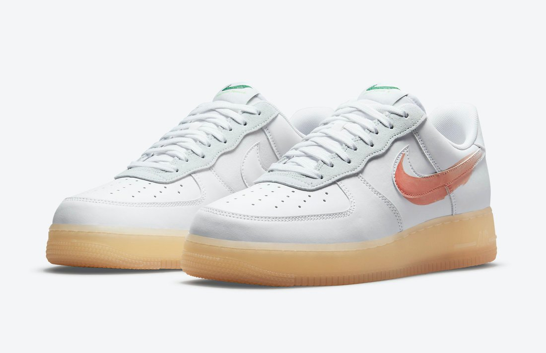 Nike Flyleather Collection Summer 2021 Air Force 1 Blazer Low ...