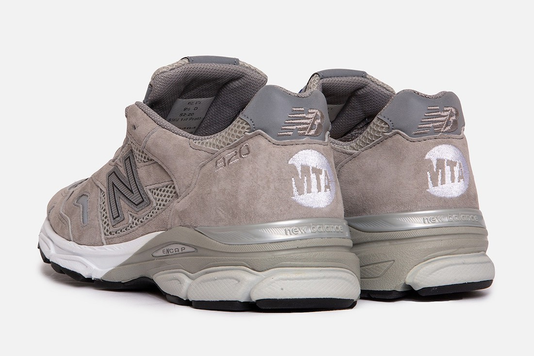 MTA Releasing Their Own New Balance 920