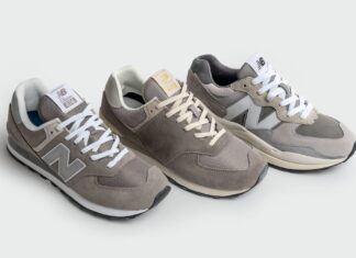 New Balance Grey Day 574 57/40 2021 Collection Release Date Info