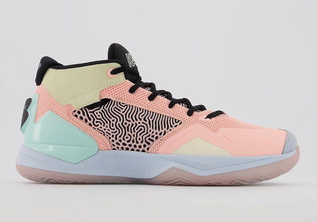 New Balance Kawhi Cloud Pink UV Glo BBKLSES1 Release Date Info