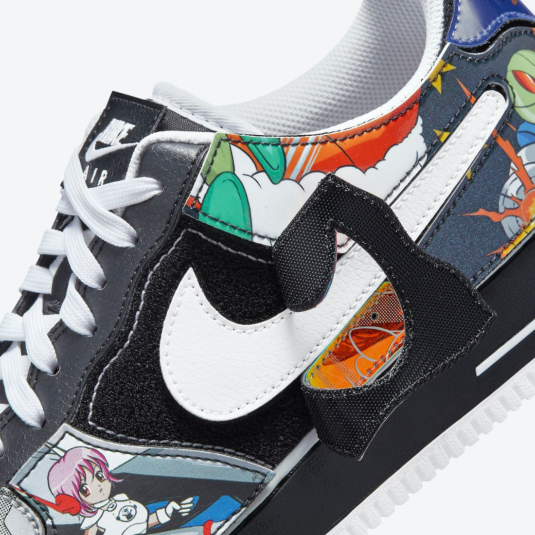 Nike Air Force 1/1 Mighty Swooshers DM5441-001 Release Date