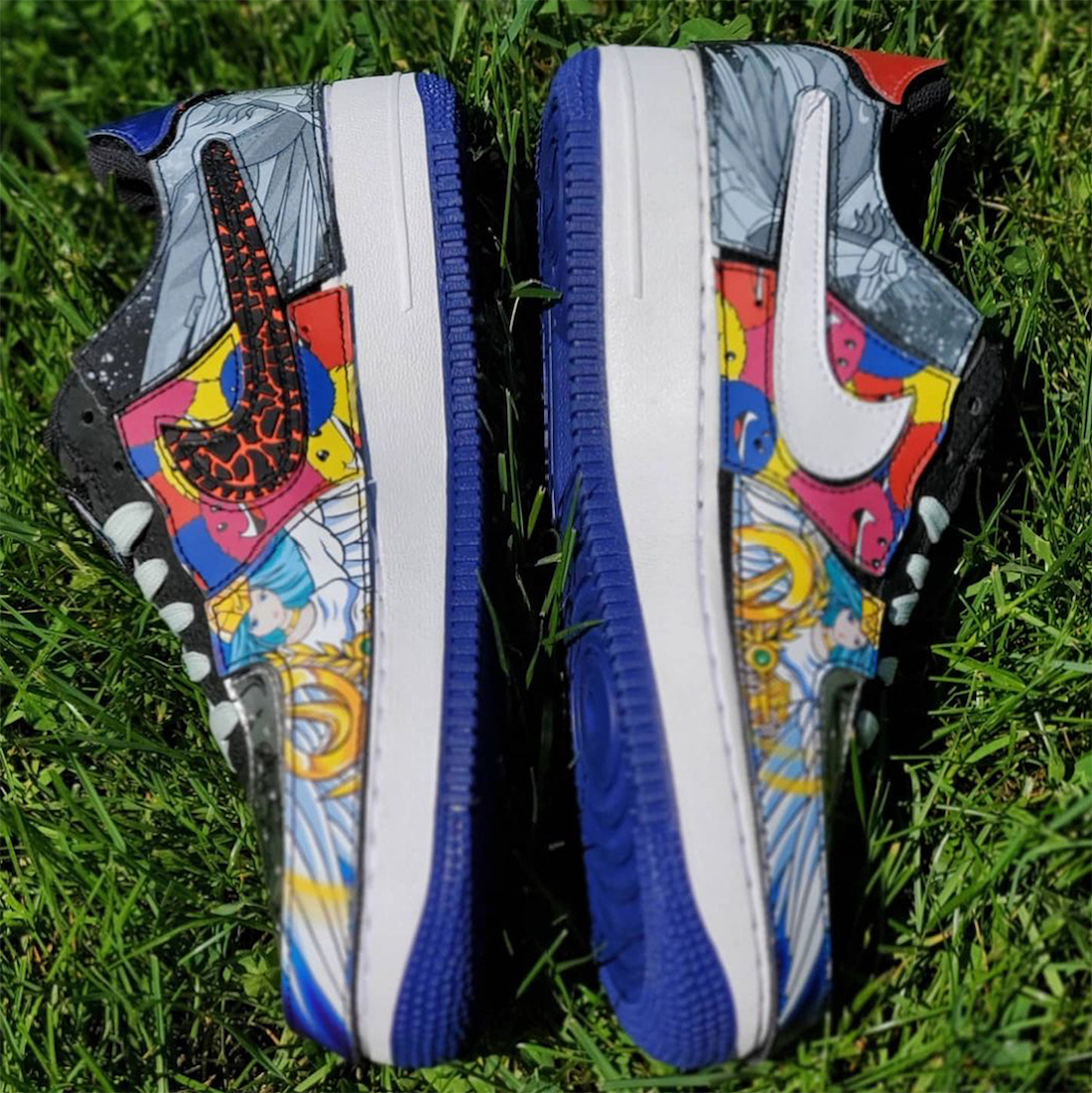 Nike Air Force 1/1 Nike and the Mighty Swooshers Release Date Info