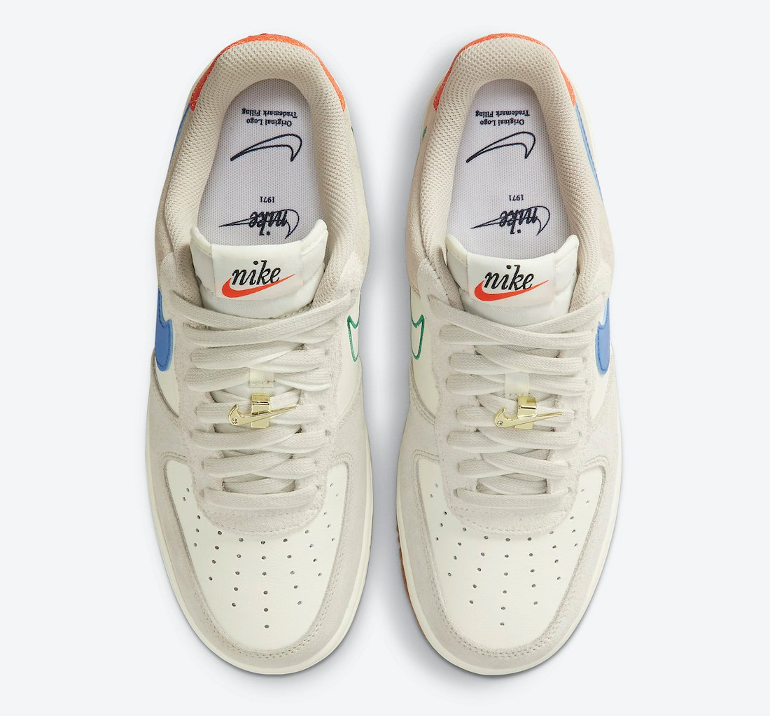 Nike Air Force 1 Low First Use DA8302-100 Release Date Info