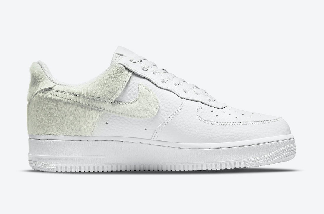 Nike Air Force 1 Low Pony Hair DM9088-001 Release Date Info