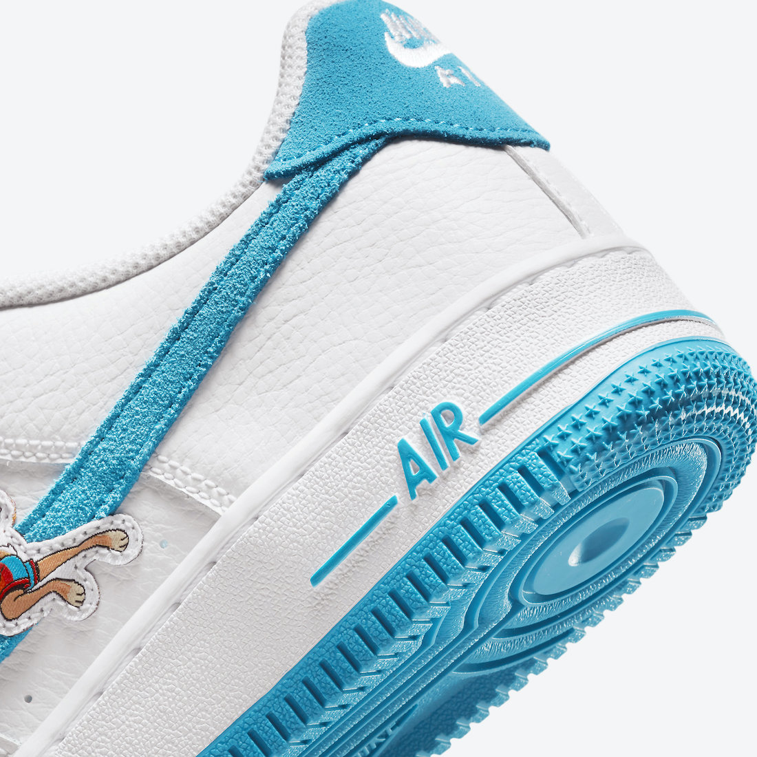 Nike Air Force 1 Low Space Jam GS DM3353-100 Release Date