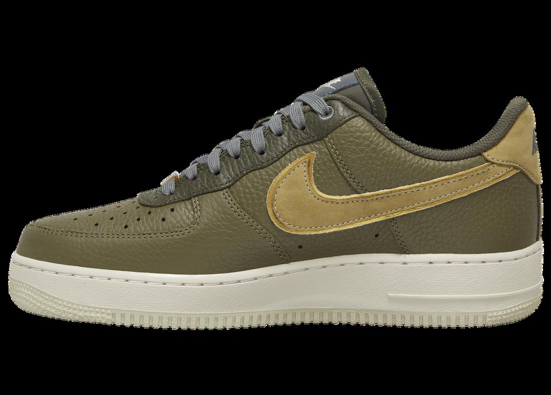 Nike Air Force 1 Low Turtle DA8482-200 Release Date Info