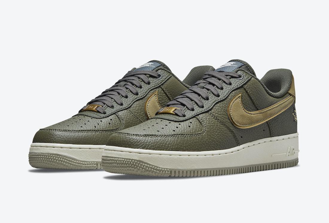 Nike Air Force 1 Low Turtle DA8482-200 Release Date