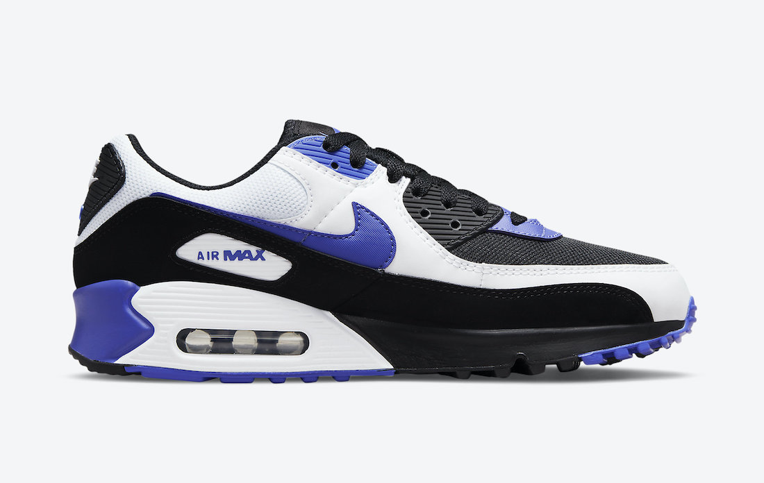 Nike Air Max 90 Persian Violet DB0625-001 Release Date Info