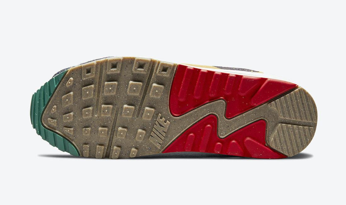 Nike Air Max 90 Scrap DJ4878-400 Release Date