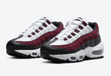 Nike Air Max 95 GS Bordeaux CJ3906-104 Release Date Info