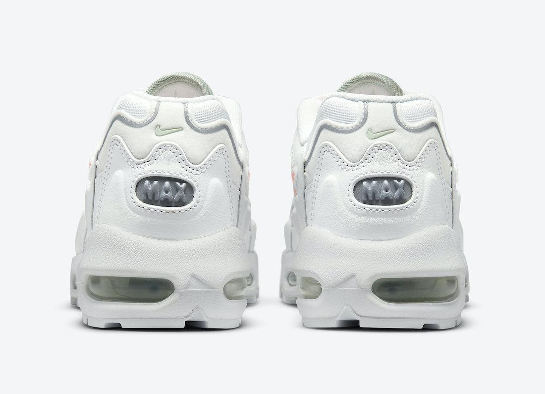 Nike Air Max 96 II Pure Platinum Bright Mango DA8730-100 Release Date Info