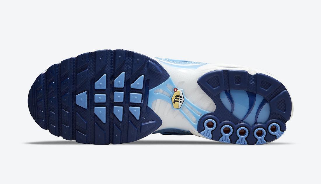 Nike Air Max Plus Blue DB0681-400 Release Date Info