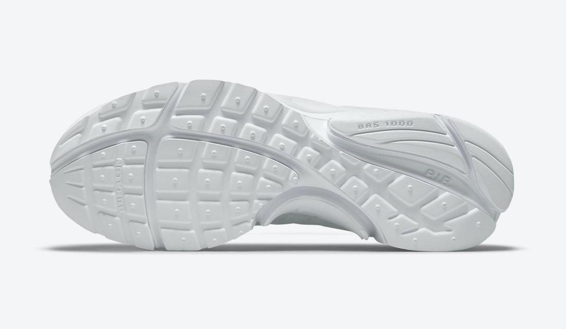 Nike Air Presto White CT3550-100 Release Date Info