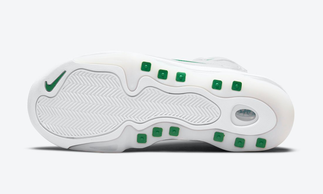 Nike Air Total Max Uptempo White Green CZ2198-101 Release Date Info