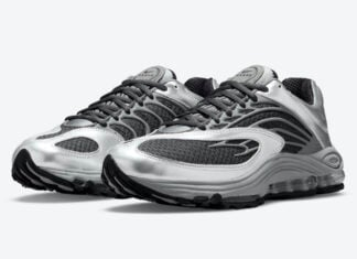 Nike Air Tuned Max Metallic Silver DC9288-001 Release Date Info