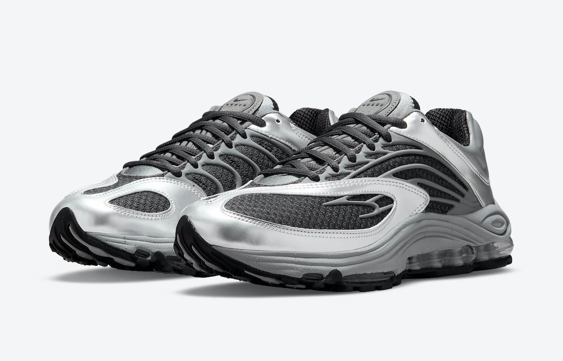 Nike Air Tuned Max Releasing in 'Metallic Silver'