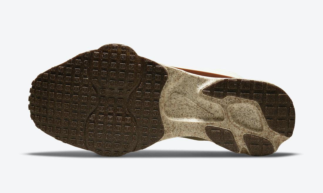 Nike Air Zoom Type Happy Pineapple Coconut Milk DC5632-100 Release Date Info