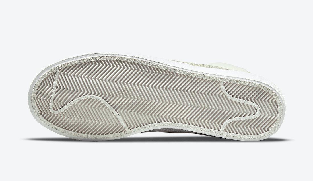 Nike Blazer Mid 77 Leopard DH9633-100 Release Date Info