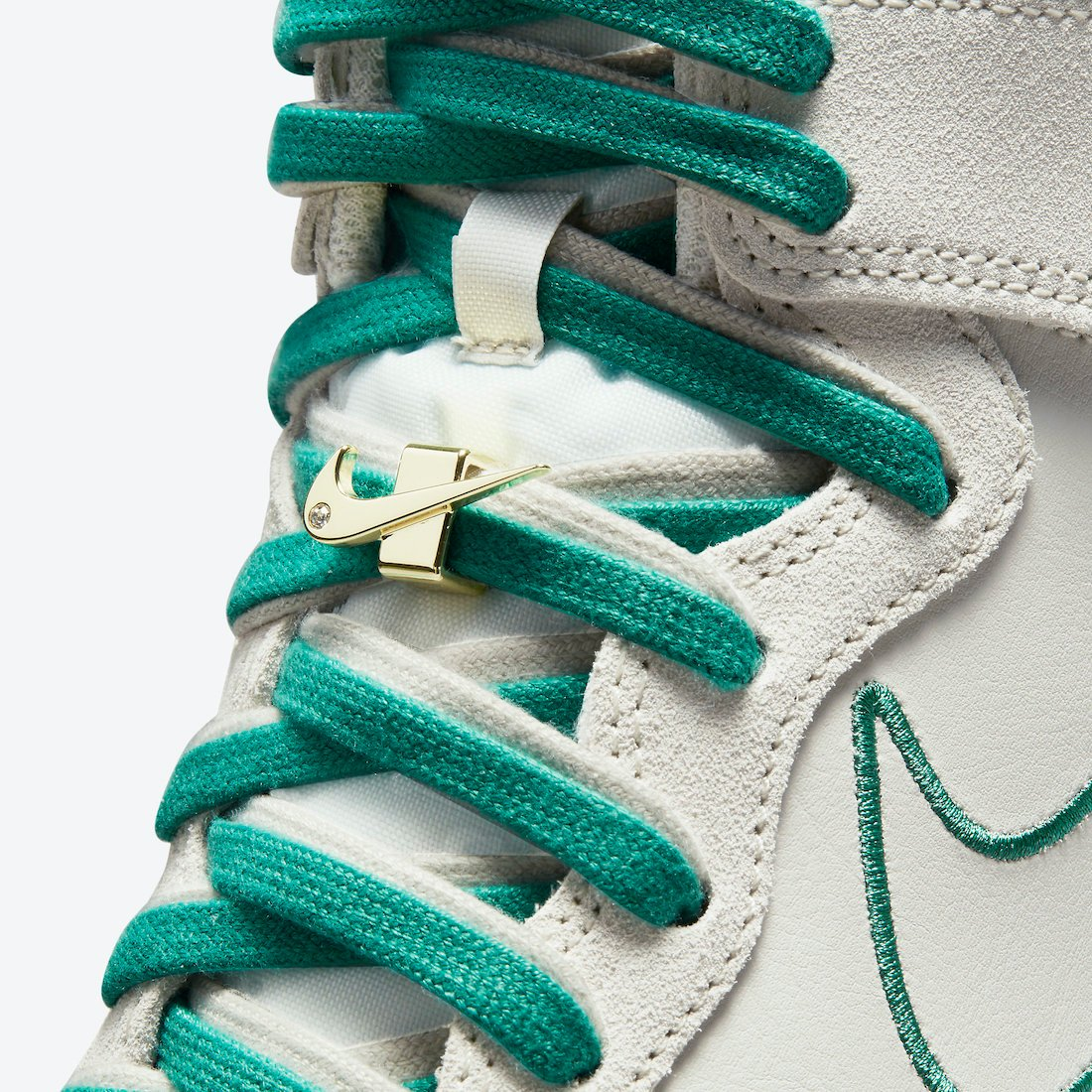 Nike Dunk High First Use Green Noise DH0960-001 Release Date