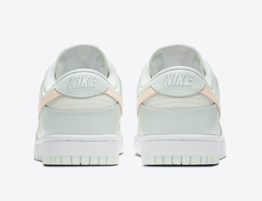 Nike Dunk Low Barely Green WMNS DD1503-104 Release Date Info