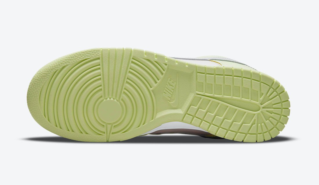 nike dunk low lime ice DD1503 600 release date 5