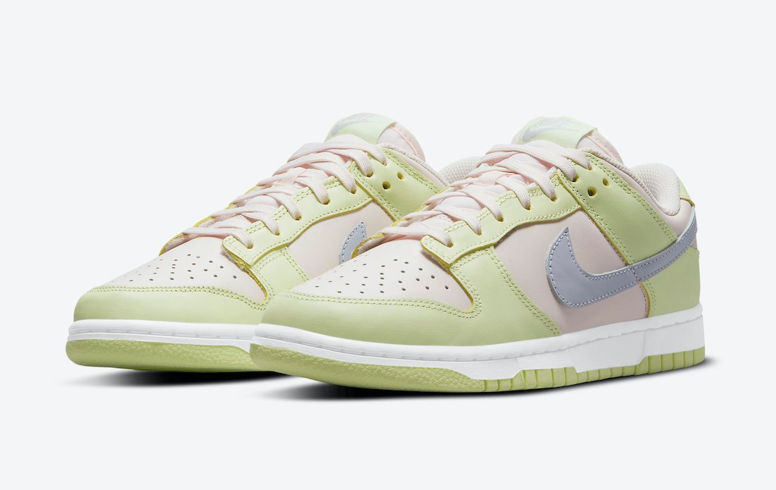 nike dunk low lime ice DD1503 600 release date