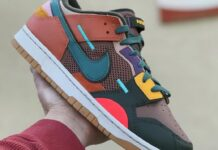 Nike Dunk Low Scrap Archeo Brown DB0500-200 Release