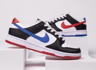 Nike Dunk Low South Korea DM7708-100 Release Date Info