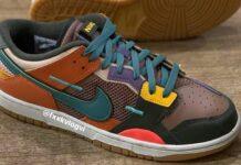 Nike Dunk Scrap Archeo Brown DB0500-200 2021
