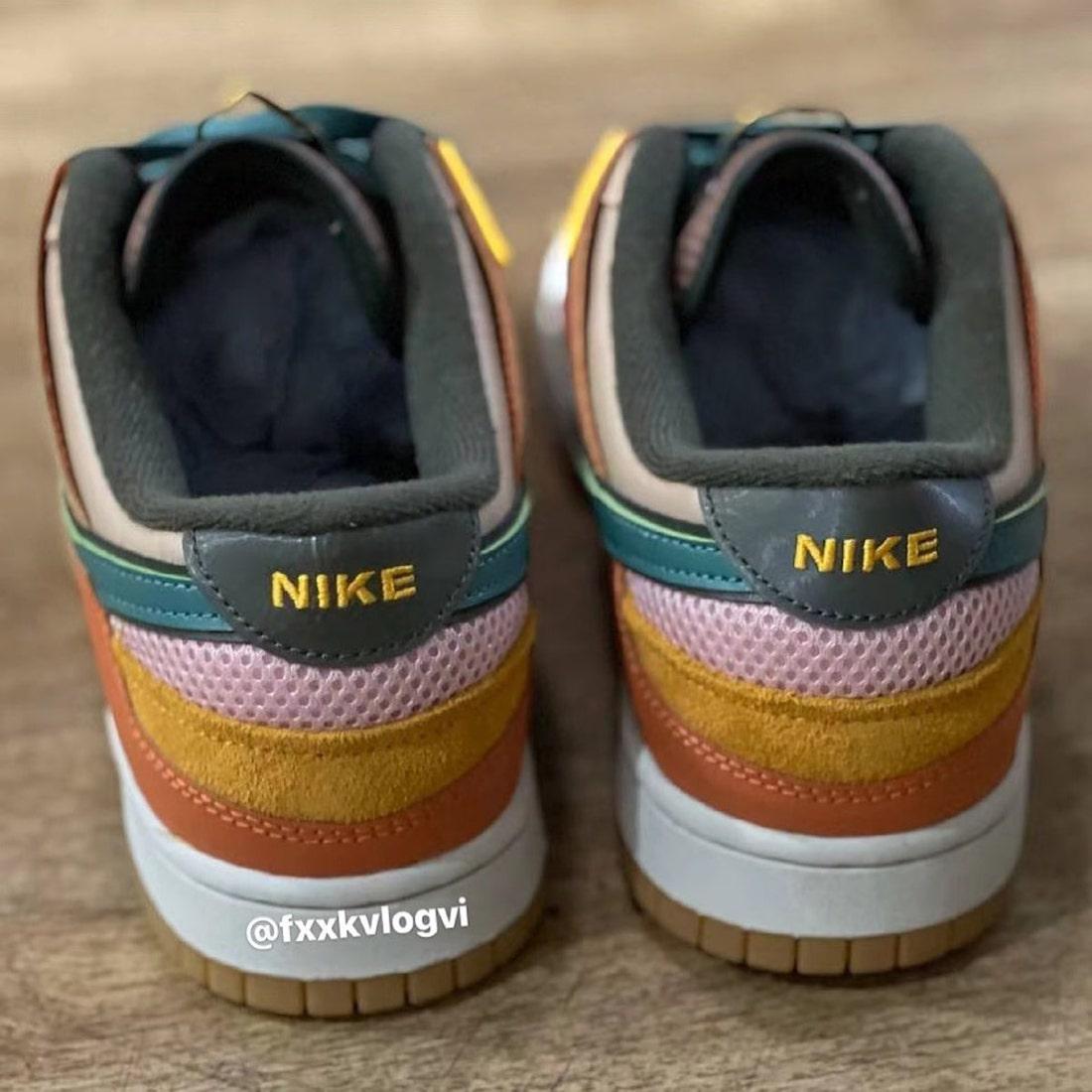 Nike Dunk Scrap Archeo Brown DB0500-200 Release Date