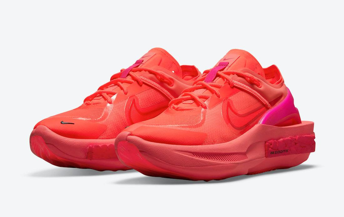 Nike Fontanka Edge Bright Crimson DB3932-600 Release Date Info